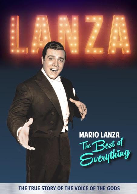 Mario Lanza Sleeve