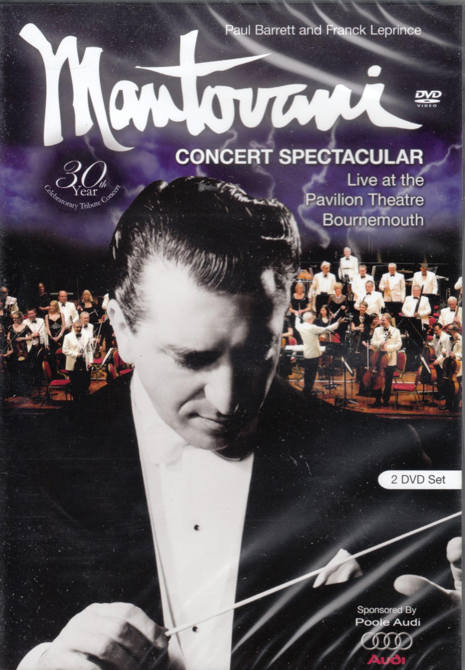 Concert Spectacular DVD