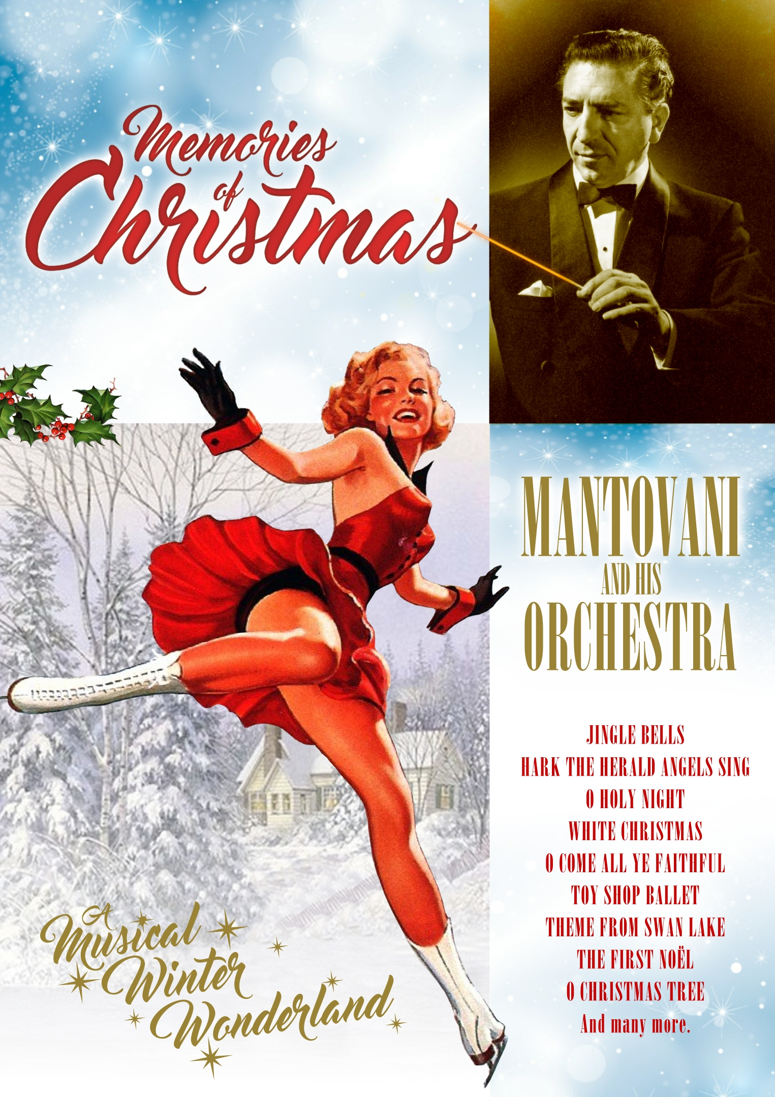 Memories of Christmas - Mantovani and his Orchestra