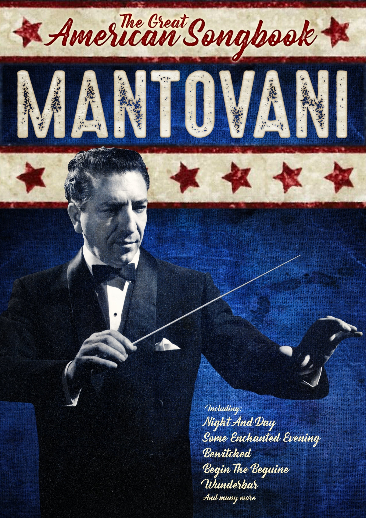 Mantovani Great American Songbook